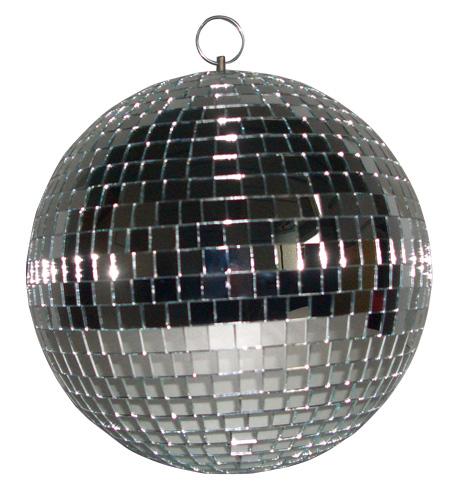 Zrkadlová disco guľa * 50cm