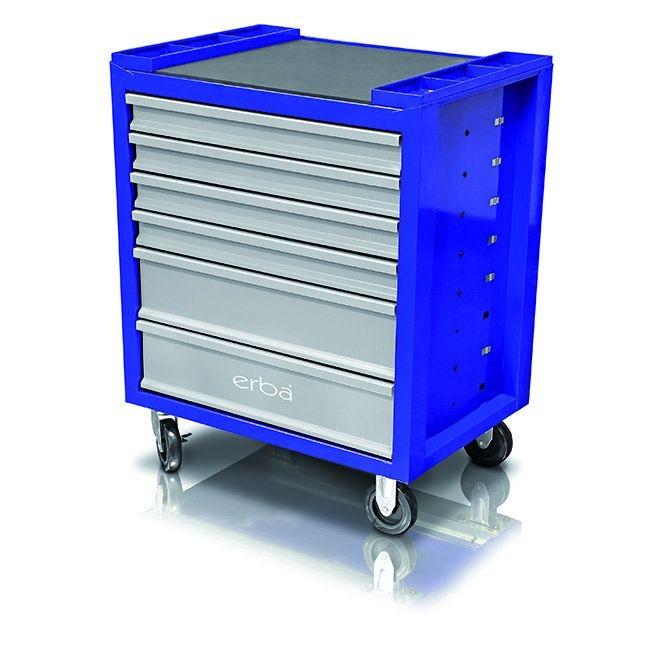 Dielenský vozík 6 zásuviek