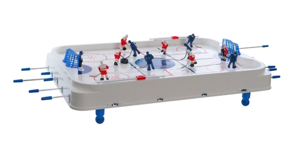 Detský stolný hokej TEDDIES 63x41cm