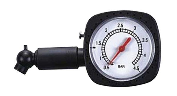 Merač tlaku pneumatík mechanický