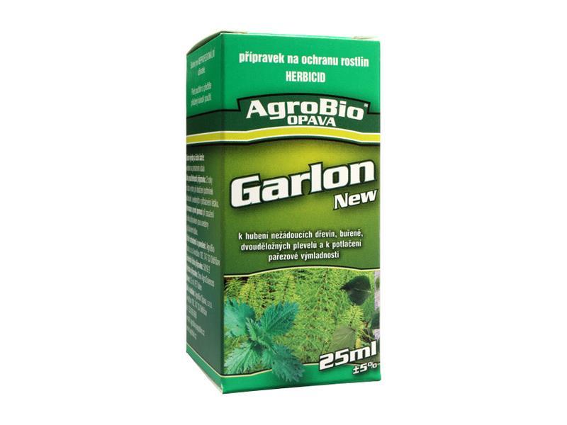 Prípravok na ničenie drevín, buriny a dvojklíčnolistových burín AgroBio Garlon 25 ml