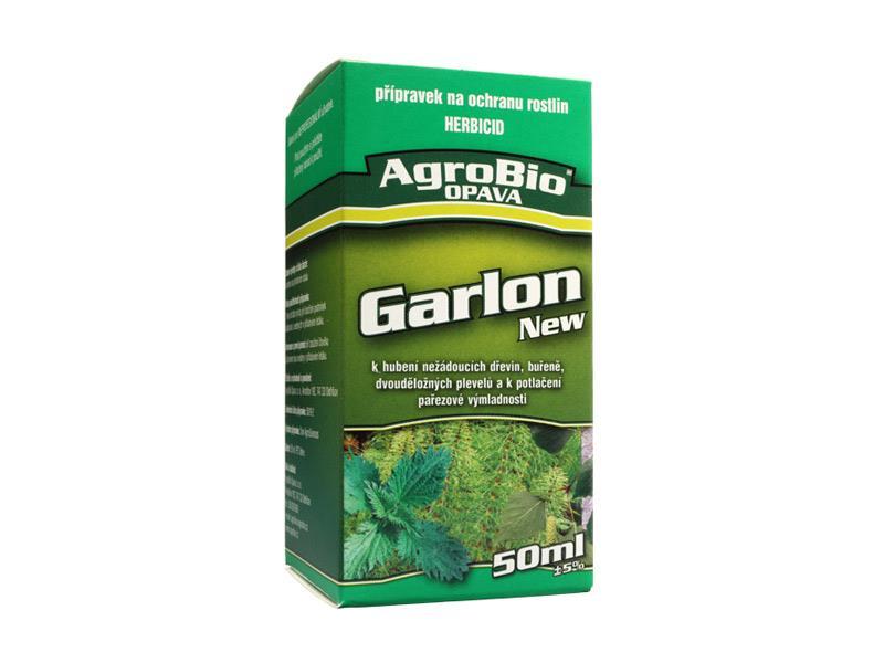 Prípravok na ničenie drevín, buriny a dvojklíčnolistových burín AgroBio Garlon 50 ml