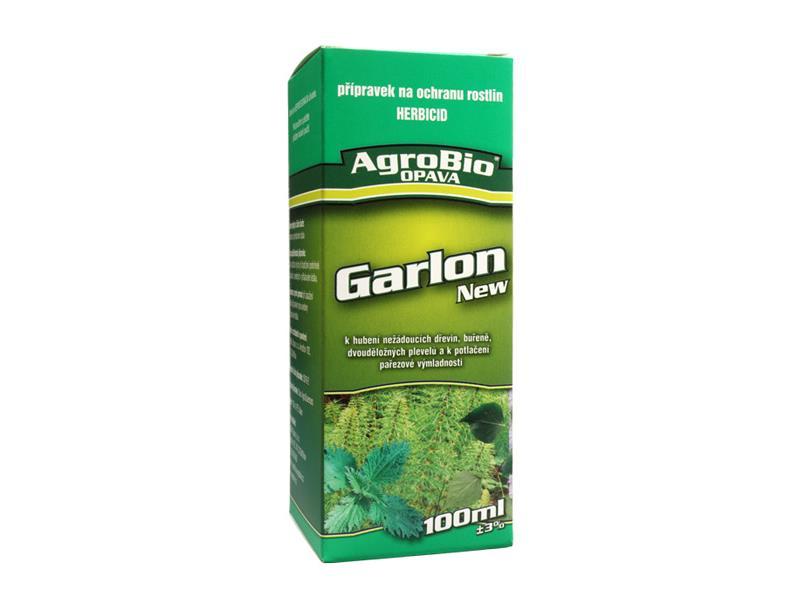 Prípravok na ničenie drevín, buriny a dvojklíčnolistových burín AgroBio Garlon New 100 ml