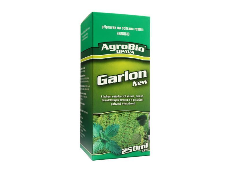 Prípravok na ničenie drevín, buriny a dvojklíčnolistových burín AgroBio Garlon New 250 ml