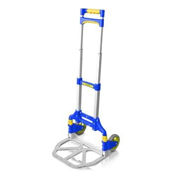 Hliníkový prenosný vozík - rudla, sklopný do 70kg