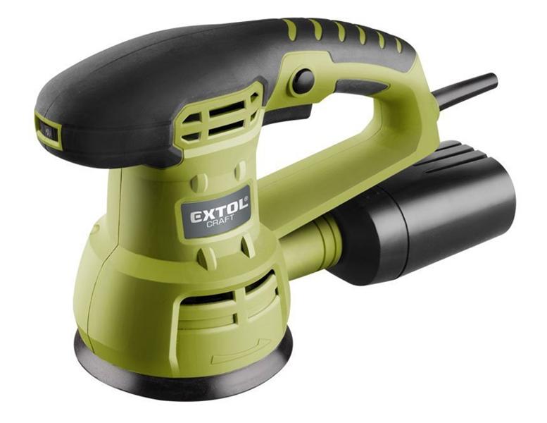 Brúska excentrická vibračná Extol 430W, 125mm, 407202