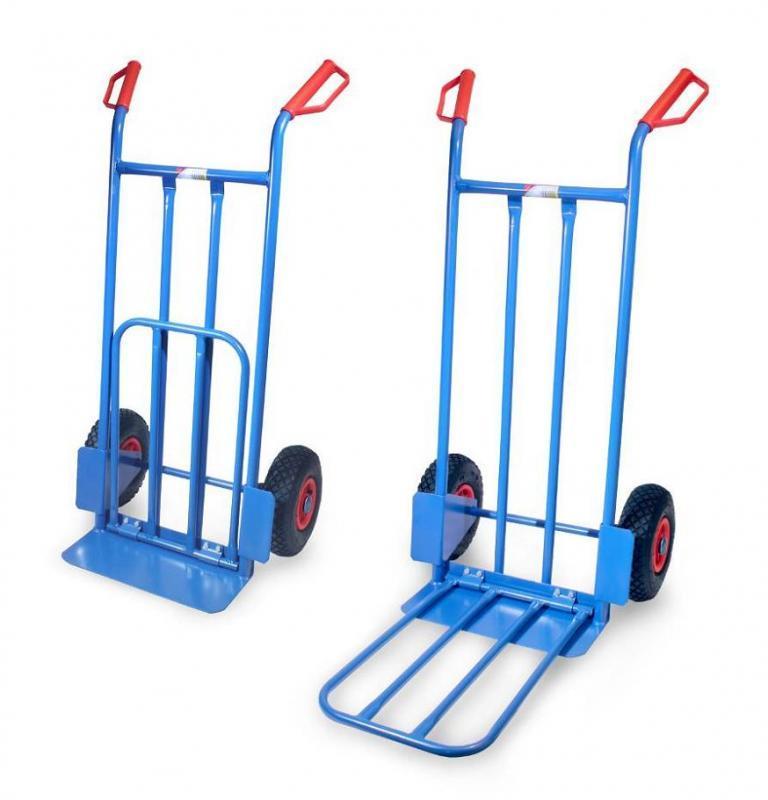 Transportný vozík - rudla 250 kg