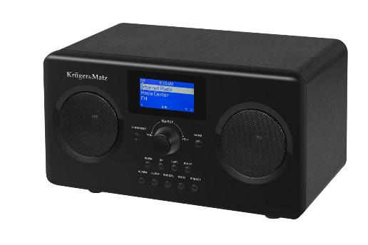 Internetové rádio Kruger&Matz