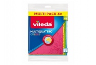 Handrička VILEDA MULTIQUATTRO COLORS 164519 4ks