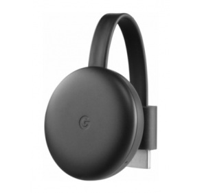 Multimediálne centrum GOOGLE CHROMECAST 3 BLACK