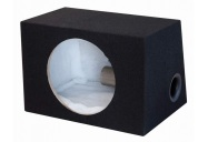 "Box na subwoofer pre jeden 12"" reproduktor, 510x355x390mm. 1-12CBP"
